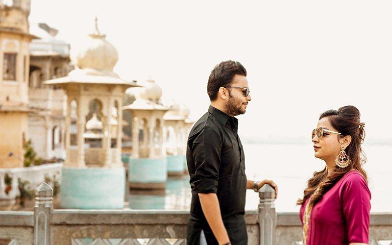 Nishit&Shalini1