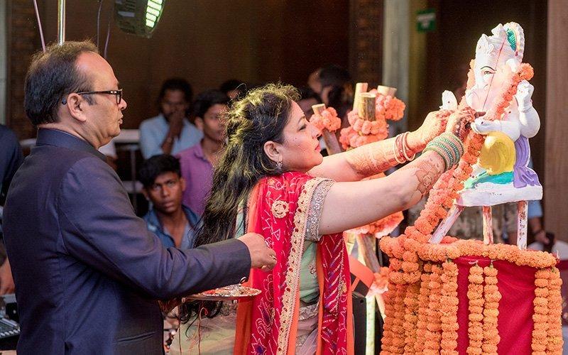 Nishit&Shalini9